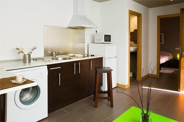 Apartamentos Naredo - Apto 4