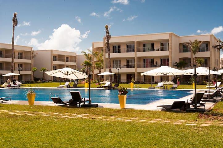 Résidence Estivale Ola Blanca - Casablanca - Apartment
