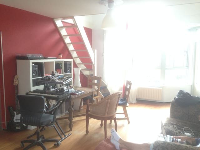 Double room - Amsterdam Zuid-Oost - Appartement