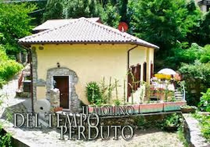 The Mill of Lost Time - Bagnone - Apartamento