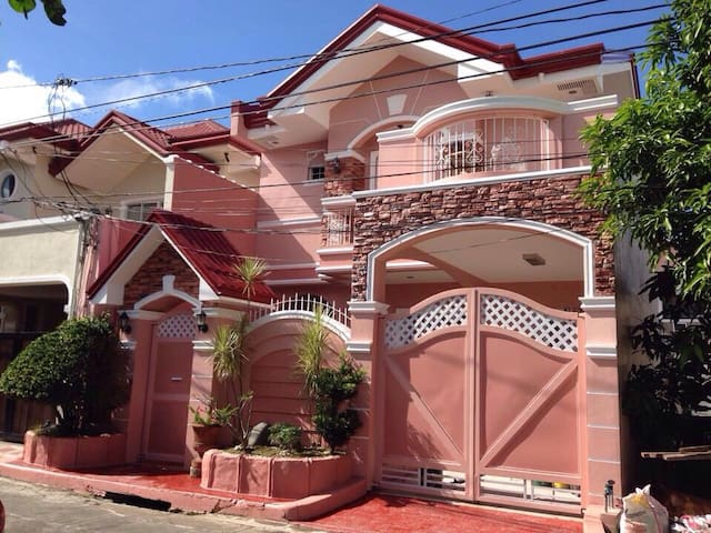 HOUSE FOR RENT AT PASIG GREENWOODS - Cainta  - Hus