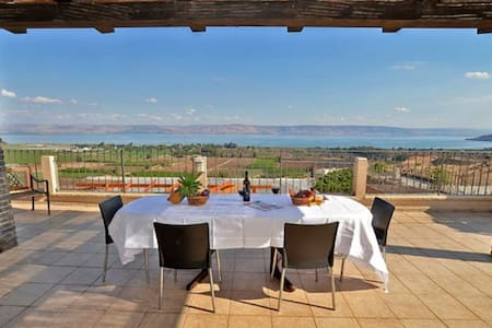 Villa With View in migdal - Migdal