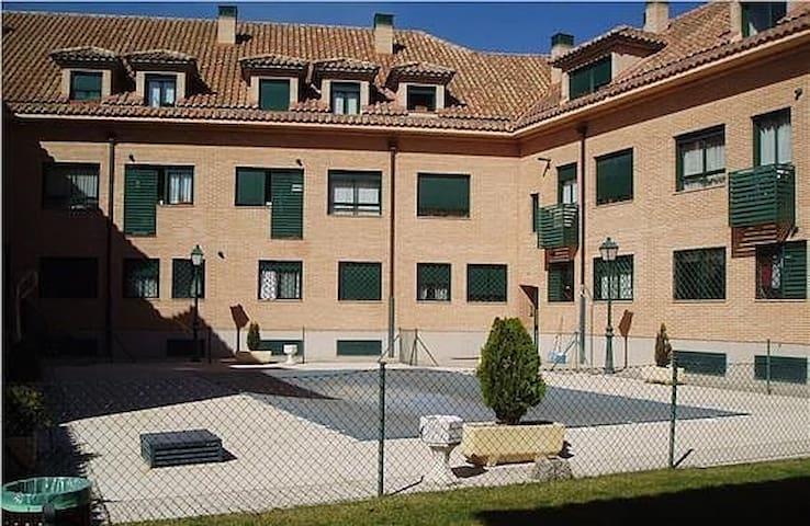 Habitación individual - Villaviciosa de Odón - Hus