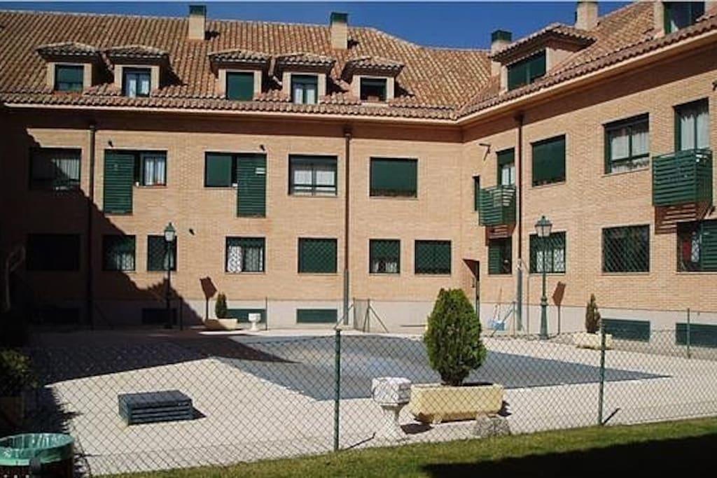 Habitaci n individual casas para alugar em villaviciosa de od n comunidad de madrid espanha - Casas villaviciosa de odon ...