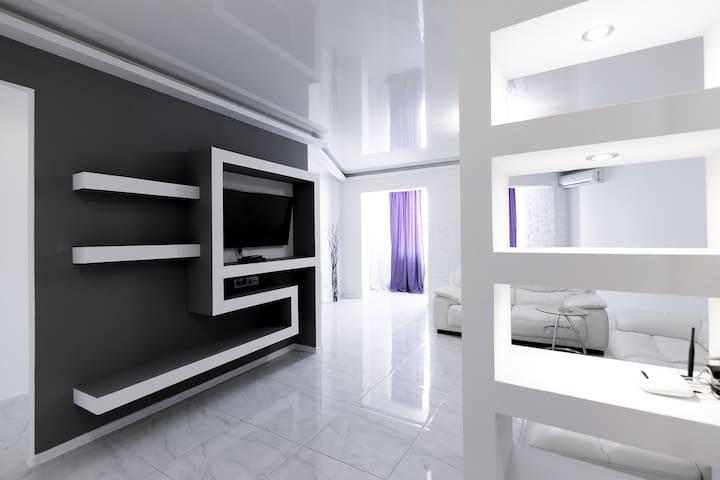 Luxury Living - Center of Chisinau