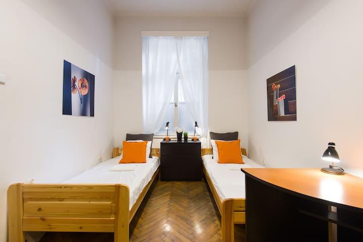Lovely room in the Old Town - Krakow - Lägenhet