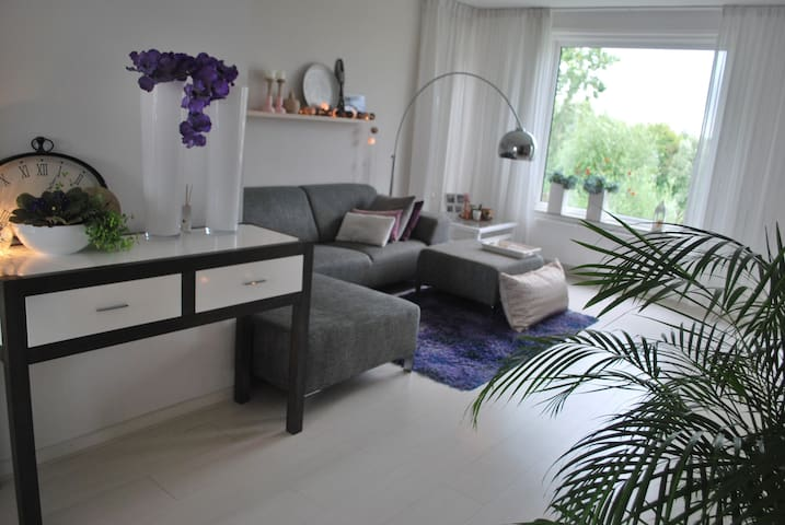 Fris appartement in de stad. - Groningen - Apartment