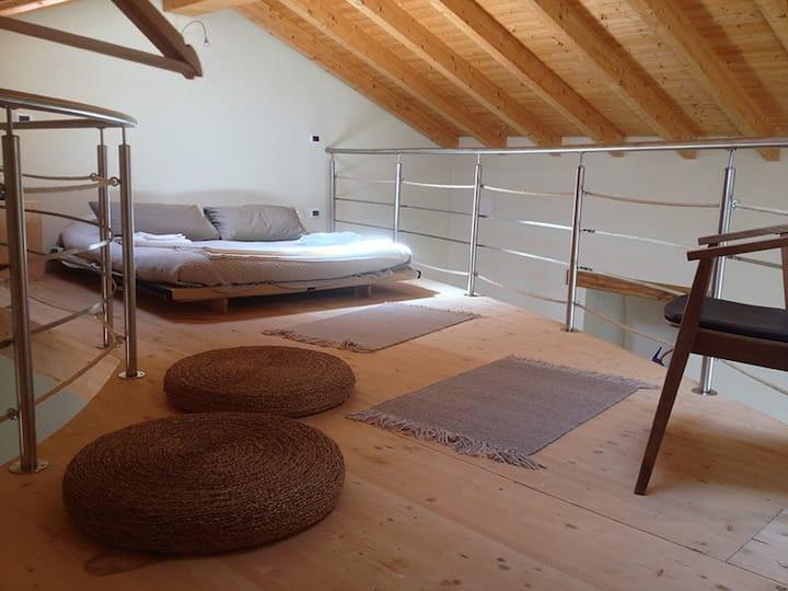 Etna SuiteComfort EcoFarm Bagol'Area Holiday&Work