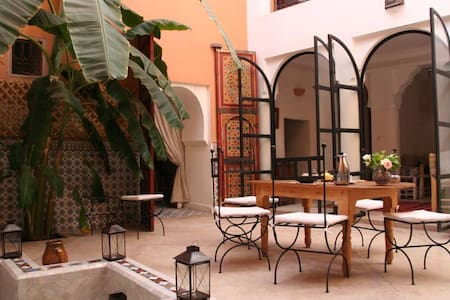 Riad Ineslisa 1 : Welcome at home - Marrakech - Bed & Breakfast