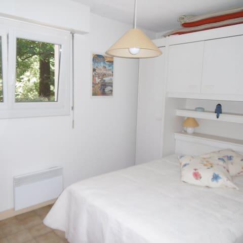 Agréable 2 pieces rdc face mer - Saint-Georges-de-Didonne - Apartment