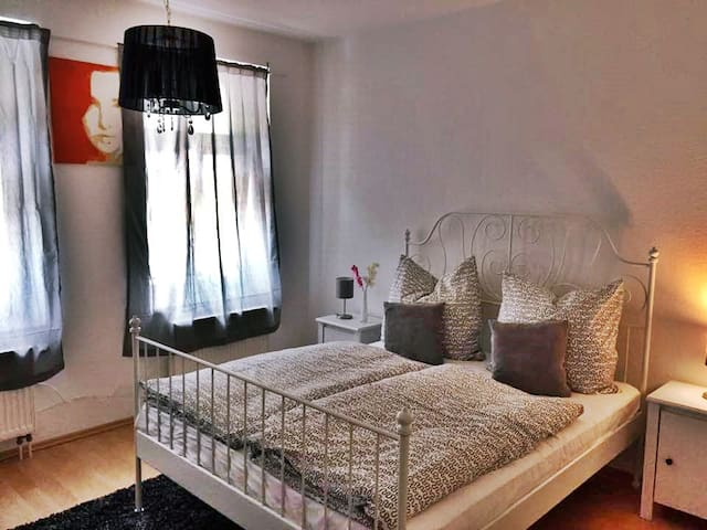 Cosy centrally City Apartment - Leipzig - Appartement