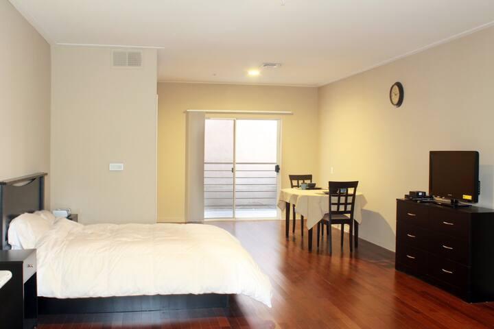 Westwood Studio Apartments Ucla