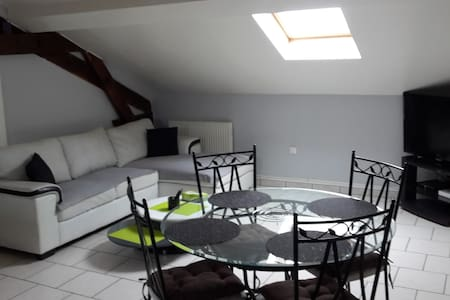 Bel Appartement T2 à 15mn de Nancy - Pont-Saint-Vincent - Flat