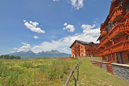 Apartmány Tatragolf Mountain Resort - Veľká Lomnica