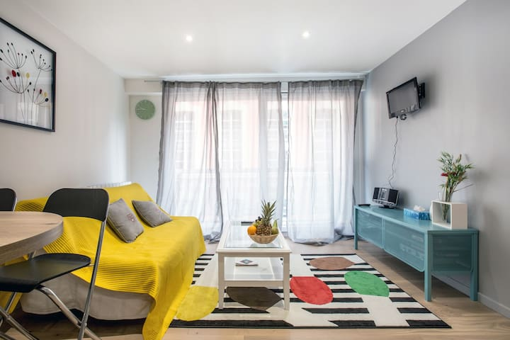 The Ch'ti Nid - Lille - Appartement