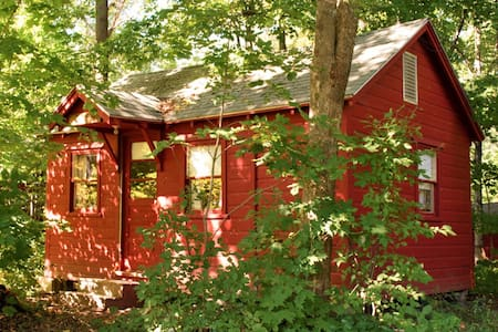 Pooh- peaceful, tucked away cabin - Montville
