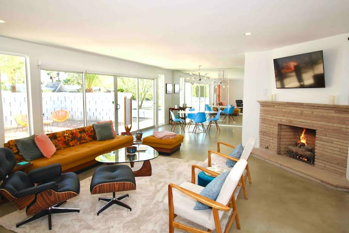 The Mid-Century Marvel - Sparkling Clean