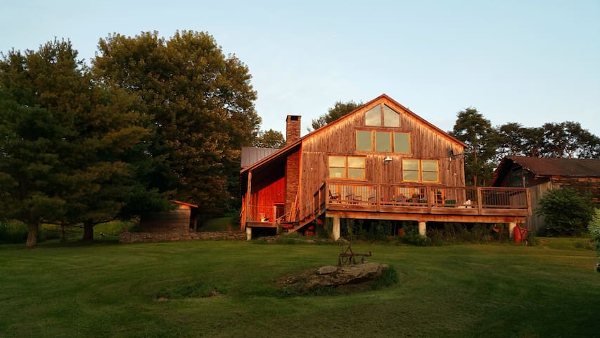 Paradise in the Catskills - Callicoon - Rumah