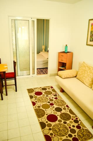 Two-room apartment for 3 persons - Igalo - Daire