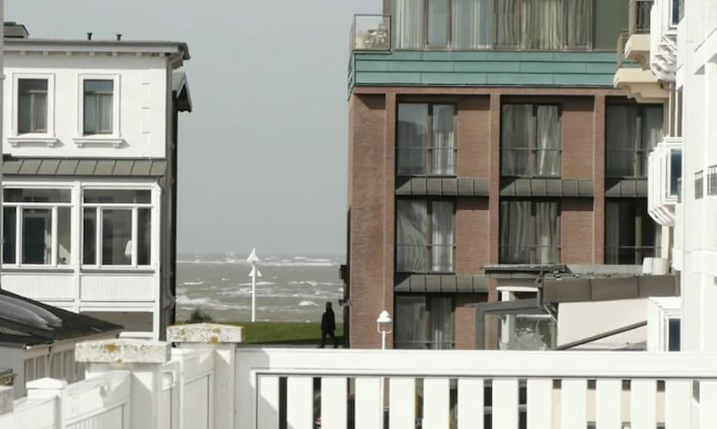 Villa Fresena - Whg. 6 - Norderney - Lägenhet