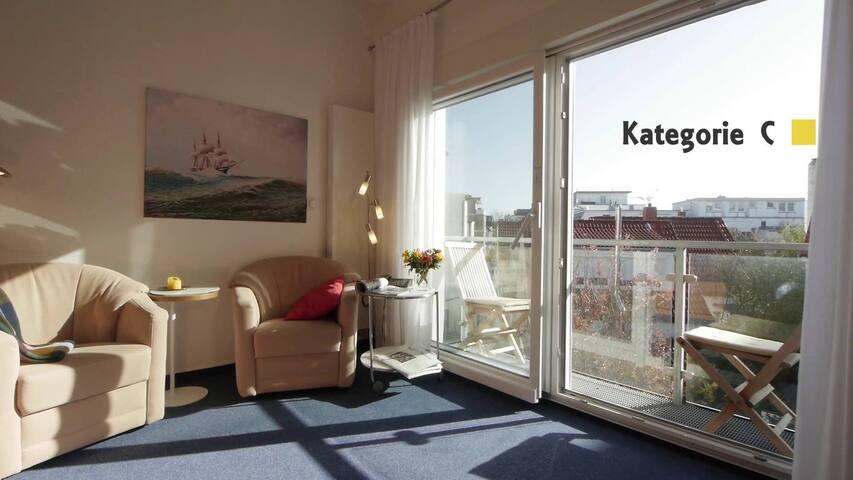 Villa Fresena - Whg. 7 - Norderney - Apartment