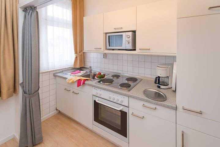 Villa Fresena - Whg. 9 - Norderney - Pis