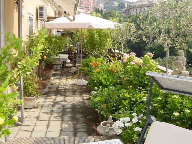 Penthouse - Génova - Apto. en complejo residencial