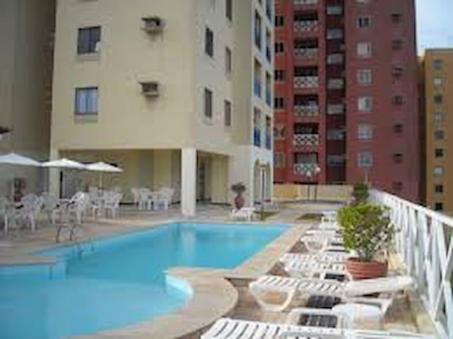 Apartamento com vista para o mar - Parnamirim - Lägenhet