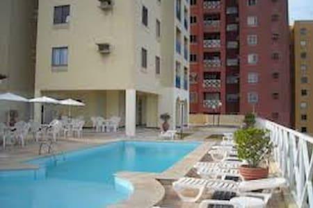 Apartamento com vista para o mar - 帕纳米林 (Parnamirim) - 公寓