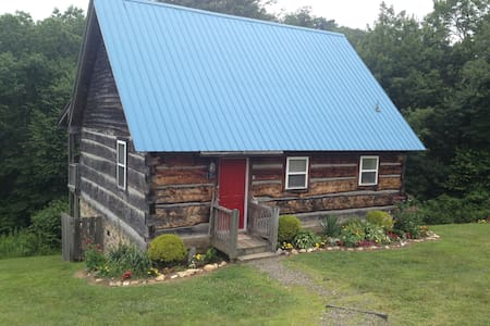 A Blue Ridge Haven log cabin - Meadows of Dan