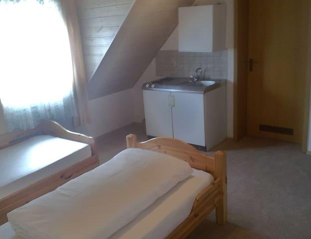 Gästehaus Langhammer Zimmer 2 - Bubenreuth - Bed & Breakfast
