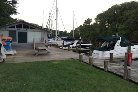 Annapolis / Edgewater Water Access - Edgewater - Maison