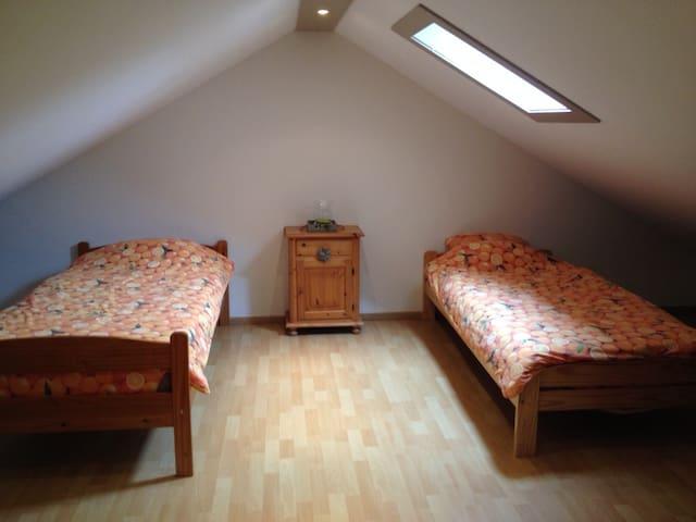 Gezellig & landelijk (Kamer 1) - Overpelt - House