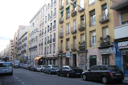 A place for your accommodation - Madrid