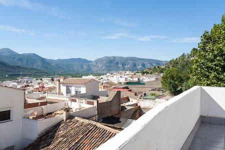 Spanish house Mountain, Golf Sea - Tavernes de la Valldigna - Σπίτι
