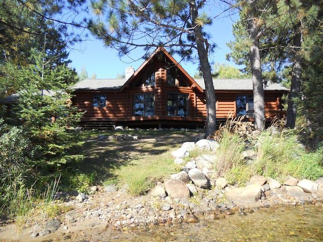 Rockside Lodge- Burntside Lake - Ely - Ház