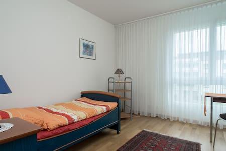 Gemütliches Einzelzimmer, Frühstück - Rapperswil-Jona