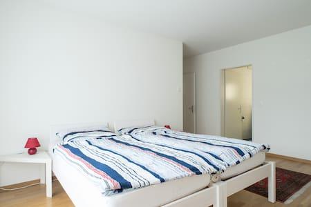 Doppelzimmer eigenes Bad, Frühstück - Rapperswil-Jona