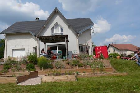 maison lumineuse à la campagne - Nayemont-les-Fosses - Дом