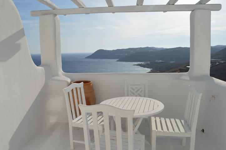 villa with sea view - Elia - Dom