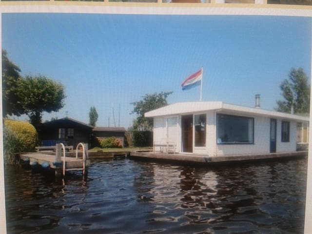 Enjoy nature 20 km from Amsterdam - Rijpwetering - Boot