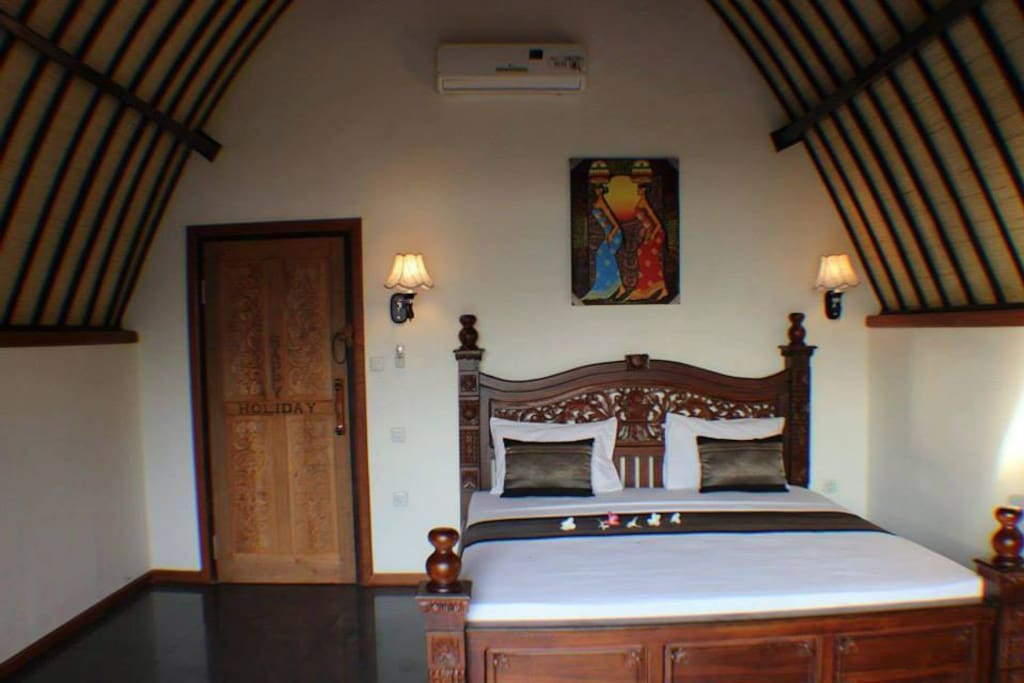superior (LUMBUNG) Double Bad Room