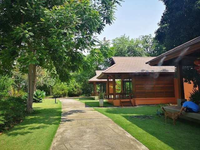 Special Discount - Two Secluded Bungalows - 8pax