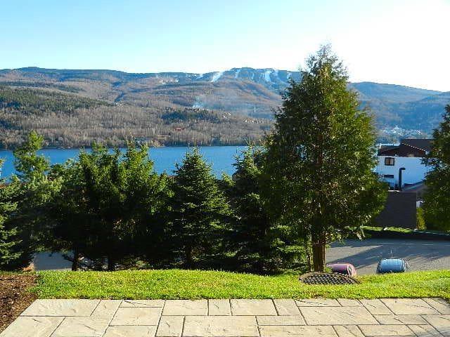 Mont Tremblant - vue magnifique - Mont-Tremblant - Apartment