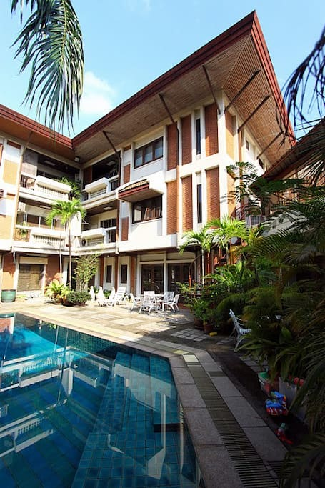 82 Executive Apartment @ Sukhumvit