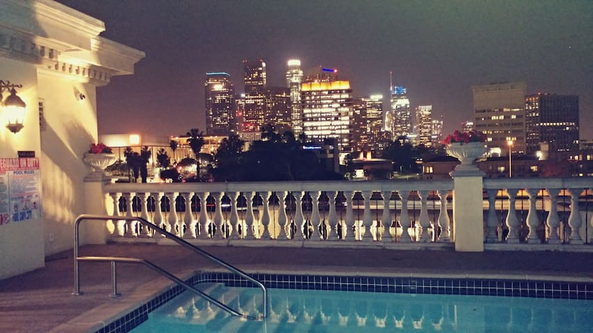 Luxury apartment in Downtown LA - Los Angeles - Condominium