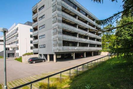 Modern three-room family apartment - Tallinn