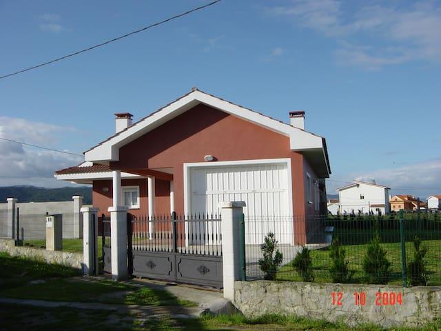 Vivienda vacacional en Faro Vidío - Cudillero - Casa