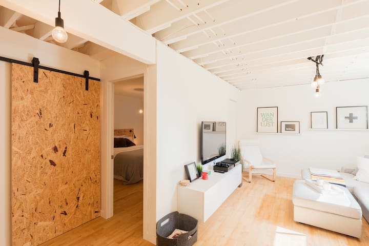 Loft design à louer près de Québec - Levis - Loft
