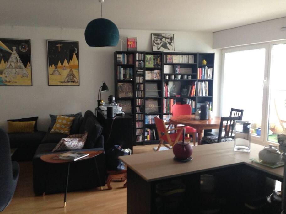 t2 65m2 saint mihiel appartements louer nantes pays de la loire france. Black Bedroom Furniture Sets. Home Design Ideas